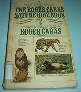 The-Roger-Caras-Nature-Quiz-Book-2-1974-Paperback
