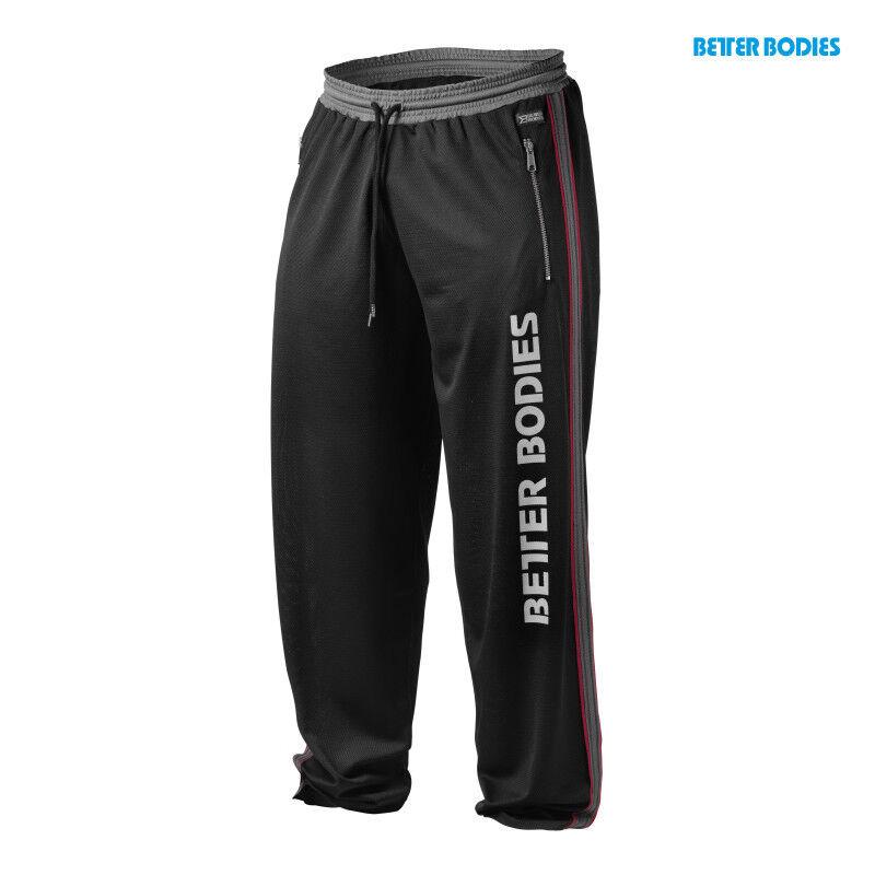 Better Bodies Printed Printed Printed Mesh Pant Herren Sporthose Fitness Bodybuilding Hose  | Zuverlässiger Ruf  6afe6d