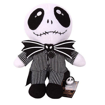 Nightmare Jack Skellington Plush Toy Cute Kid Soft Toy Doll POP Halloween AUS