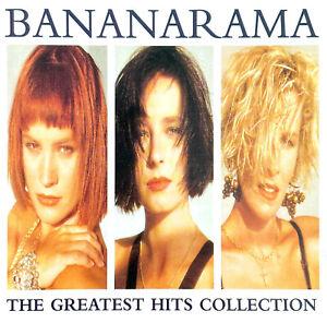 Bananarama CD The Greatest Hits Collection - France