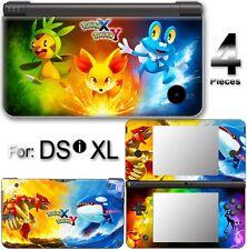 Pokemon X Y XY Amazing SKIN VINYL STICKER DECAL COVER #1 For Nintendo DSi XL