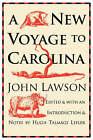 A New Voyage to Carolina by John Lawson (Paperback, 1984)