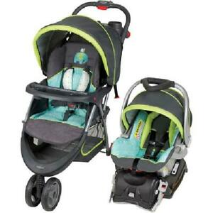 Baby Trend Ez Ride 5 Travel System Infant Stroller And Car Seat