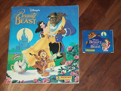 Beauty And The Beast Stickers Panini choose 10 for a £1