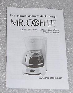 Mr. Coffee 115949 user manual | page 33 / 44 | original mode.