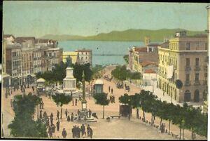 1915-Cagliari-L-go-Carlo-Felice-e-P-za-Jenne