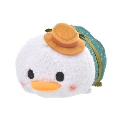 Summer Festival Japan NEW Disney Plush doll TSUM TSUM Donald mini S