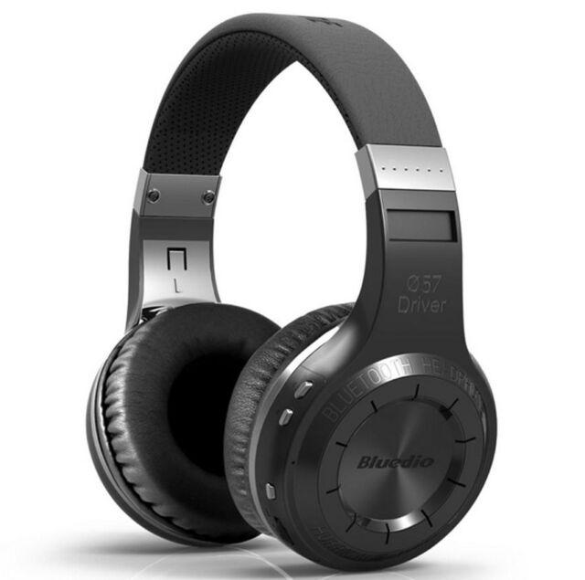 Bluedio Turbina H + Bluetooth Inalámbrico 4.1 Stereo Hifi Auricular Auriculares Fm Sd