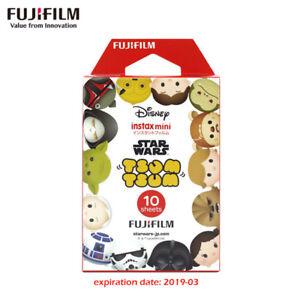 1 Pack TSUM TSUM Instax Fuji Instant Film For Mini 9 8 7s 90 70 25 SP-2 50s Lomo 4547410350852