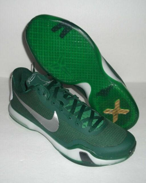 Nike Kobe X TB Size 15 Black Metallic
