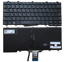 Dell Latitude E5270 7270 7275 XPS 9250 US Keyboard Black DLM14  XCD5M 0XCD5M