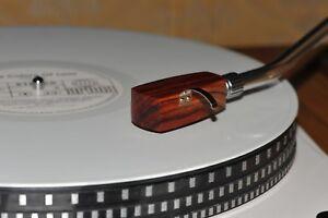 Custom-Made-Wooden-Headshell-for-Ortofon-SPU-GT-Royal-N-cartridges-Cocobolo-Wood