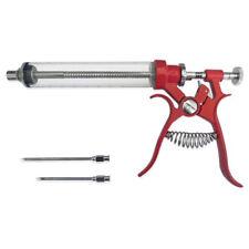 Butcher BBQ Pistol Grip Gourmet Marinade Injector - 50 cc