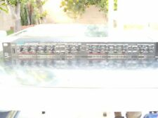 Alesis 3830 Dual Channel Compressor Limiter Good Working Amp Calibrated