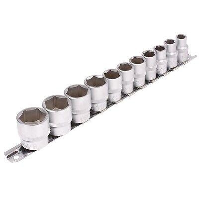 WunderschöNen Zoll Werkzeug Nüsse 3/8 Zoll Steckschlüssel Stecknüsse Sechskant Schrauben Nuss Online Rabatt