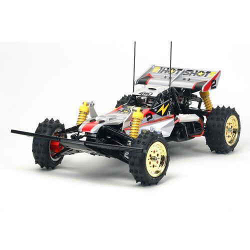 TAMIYA RC 58517 Super Shot 2012 1 10 Car Assembly Kit
