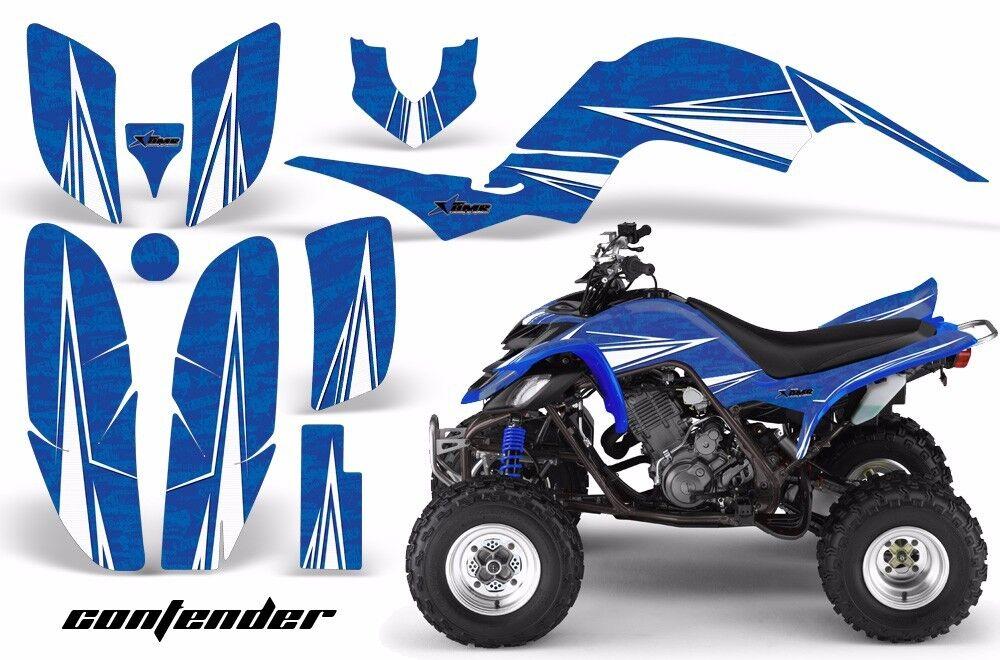 Atv Aufkleber-Grafik Set Quad Quad Quad Aufkleber für Yamaha Raptor 660 2001-2005 Contd 72e757