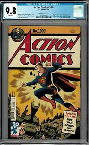 Action-Comics-1000-CGC-9-8-NM-1940-039-s-Variant-by-Micheal-Cho