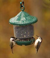 Songbird Essentials clingers Only Bird Feeder, Green, Se7012