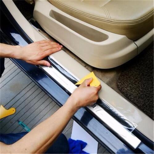 Car Protective Film Clear Transparent Vinyl Wraps Sticker Full Body Protector LA