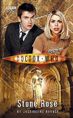 """""""AS NEW"""" Rayner, Jacqueline, Doctor Who - The Stone Rose (New Series Adventure 7"""