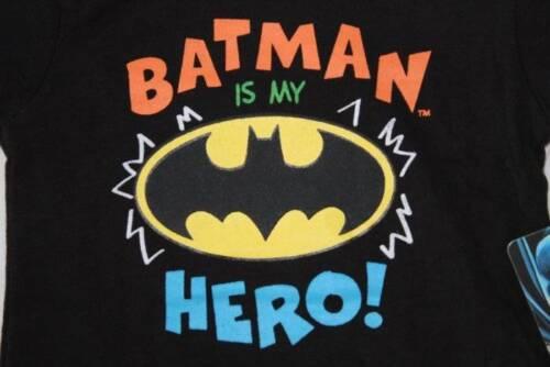 Baby Boys Batman Bodysuit 3-6 Months Creeper Outfit One Piece Superhero Hero
