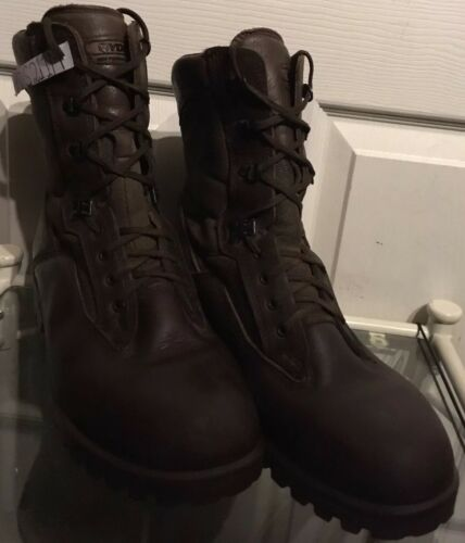 Yds211m Army Combat Male Mtp Kestrel Boots British Issue 11m assault Brown Yds 4qw6xP0q