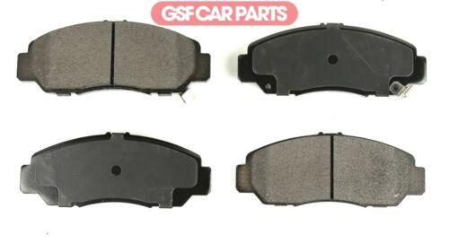 Vetech Front Brake Pad Set For Honda Fr-V 04-09 Be 1.8 1.7 2.0 2.2I Ctdi