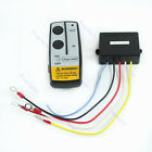 Electric Winch Wireless Remote Control Kit 12V For Truck Jeep ATV Warn Ramsey