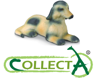 Figurine-Chien-Afghan-Hound-Animaux-Domestique-Animal-Chiot-Jouet-Collecta-88174
