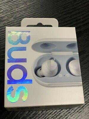 2019 Samsung Galaxy Buds True Wireless Earbuds White N412 Authentic 887276319650 Ebay