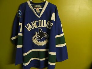 sports shoes f32c3 f259b Details about Ryan Kesler jersey Vancouver size 50 all stitched REEBOK CCM  made in CANADA