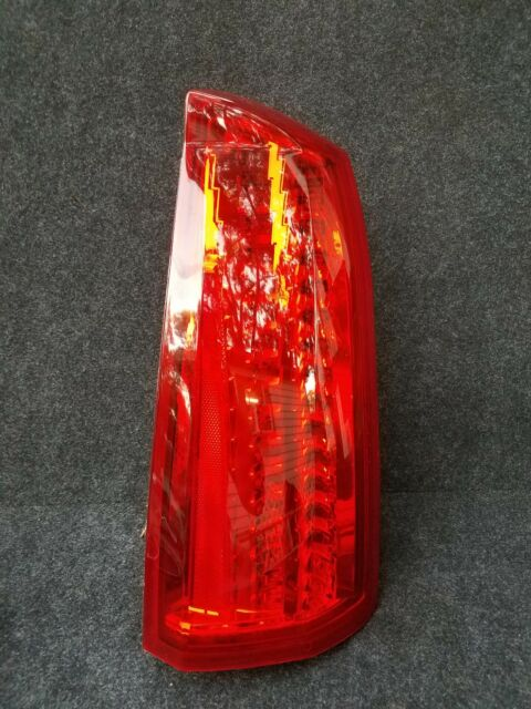 08 11 Cadillac Sts Tail Light Right Brake Embly Oem Very Nice