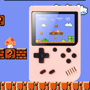 """3.0"""" Handheld Retro Video Game Console Built-in 800 Classic Games Toys"""
