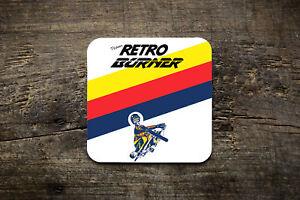 Rétro Brûleur Coaster-BIKE Ninja MTB Cyclisme retro  </span>