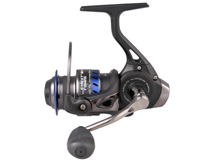 NUOVO 2018  Dragon Street Fishing HS FD   FD420i-FD435i   mulinelli per spinning