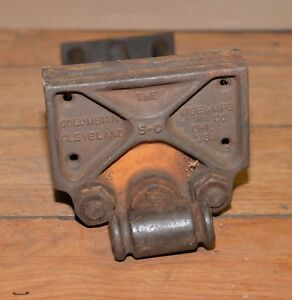 Sensational Details About Antique Woodworking Bench Vise Columbian 5 C Opens 10 Collectible Vintage Tool Beatyapartments Chair Design Images Beatyapartmentscom