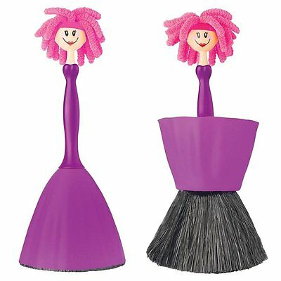Nancy - Microfibre Computer Duster Doll Vigar Clean Gorgeous Cute Gift Office