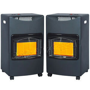 2-x-4-2KW-CALOR-GAS-PORTABLE-CABINET-HEATER-FIRE-BUTANE-WITH-REGULATOR-HOSE