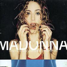Madonna Drowned World 2 mixes German CD
