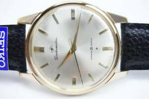Seiko-20-Jewels-Used-Matic-Automatic-Mens-Watch-Authentic-Working
