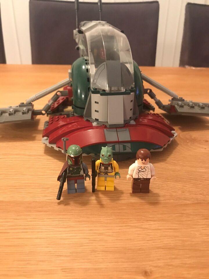 Lego Star Wars, 8097