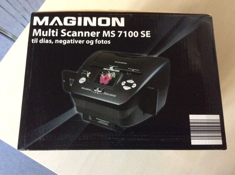 Scanner, Maginon