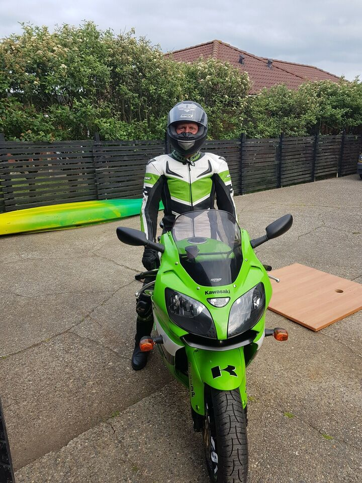 Kawasaki, Zx9r, 900 ccm