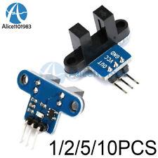 1 10pcs Ir Infrared Slotted Speed Measuring Detection Optocoupler Sensor Module