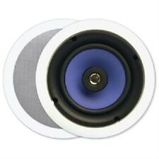 On-q MS3800 3000 Series Speaker 8 Inch Mica Fiber Woofer 91 DB Sensitivity Paintable