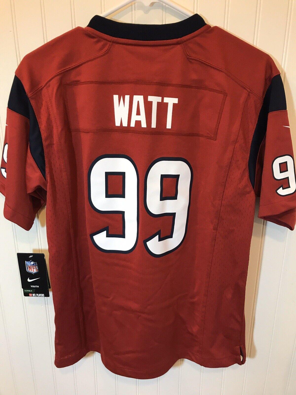 j.j. watt nfl jersey