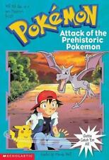 Pokemon Chapter Book #03: Attack Of The Prehistoric Pokemon - Acceptable - West,