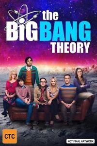 The Big Bang Theory : Season 11 (DVD, 2018, 2-Disc Set)