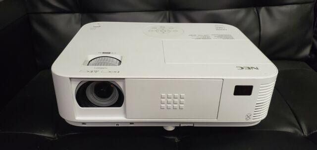 NEC NP-M322X DLP Projector 3200 ANSI HD HDMI 1080i//p bundle Remote TeKswamp